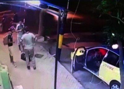 Fiscalía imputó por homicidio doloso a presuntos asesinos de taxista