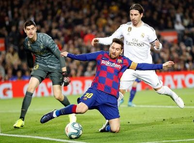 Barcelona y Real Madrid empatan 0-0 en el clásico