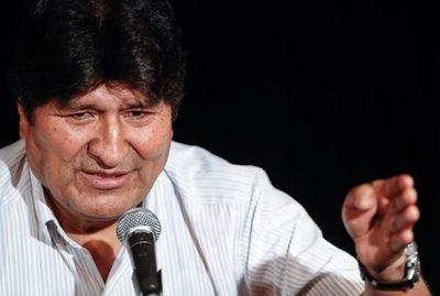 Bolivia ordena detención del expresidente Morales