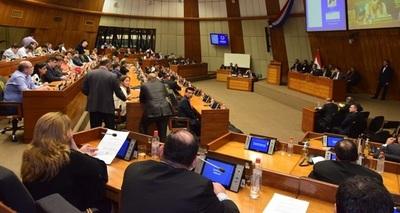 Eliminan aporte estatal del 7% a la Caja de Jubilados del Legislativo