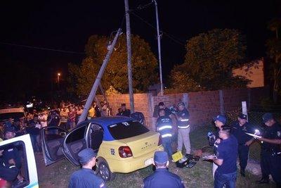 'Es muy doloroso que el taxista negocie su muerte con un pasajero'