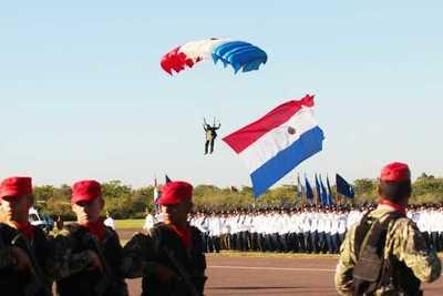 Celebran el Día de la Fuerza Aérea Paraguaya