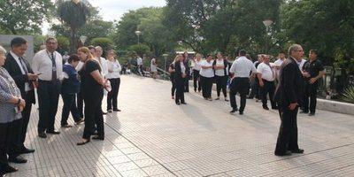 Jueza declaró ilegal huelga de funcionarios judiciales