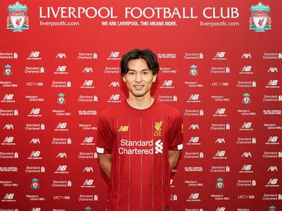 Liverpool contrata a Takumi Minamino
