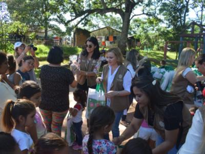 Campaña 'Regalo de Amor' inicia en Misiones