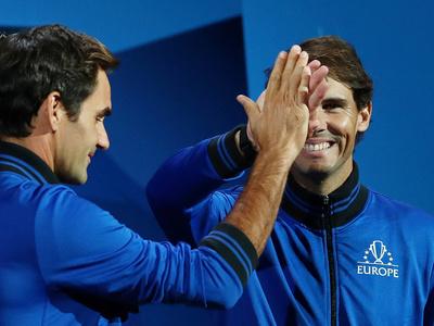 Los aficionados eligen a Federer como el tenista más querido