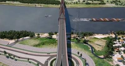 HOY / Cuatro consorcios, interesados en construir puente Asunción