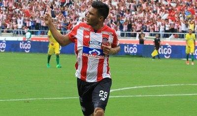 ¿'Teo' Gutiérrez al fútbol paraguayo?