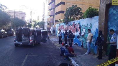 Desbaratan banda que pretendía realizar un asalto en Asunción