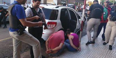 Trabajo de inteligencia policial frustró golpe millonario