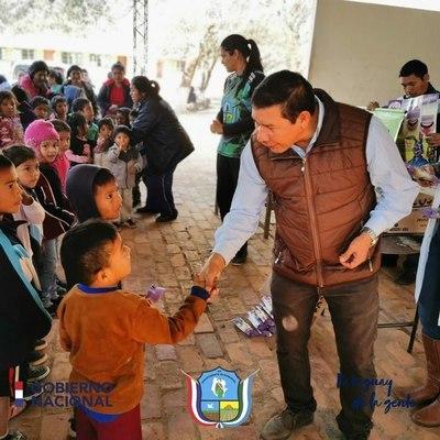 Chaco: Gobernación de Boquerón presentó informe de gestión