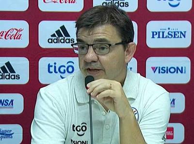 Ernesto Marcucci indica que será difícil elegir solo 23 jugadores
