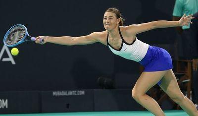 """Sharapova todavía tiene """"motivación"""""""