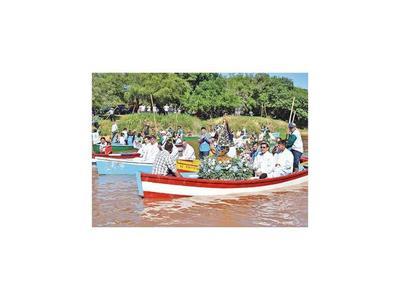 La Virgen de Itapé recibió a miles de devotos peregrinos