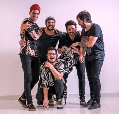 Villagrán Bolaños llega hoy con su música a Encarnación
