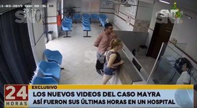 Surgen nuevos videos del caso Mayra González