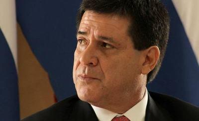 Brasil acusa a Cartes y otros implicados en caso Lava Jato