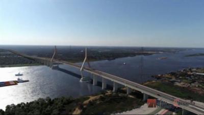 MOPC adjudica obra del puente entre Asunción y Chaco'i