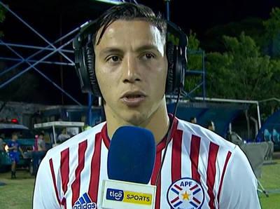 Ferreira, el destacado ante Colombia
