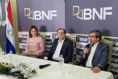 BNF aprueba nueva línea de financiamiento para forestación