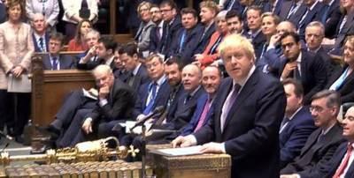 El Parlamento aprobó la ley de Brexit y el reino se va de Europa el 31 de enero
