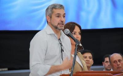 Presidente avizora que el 2020 será un gran año para la nación paraguaya