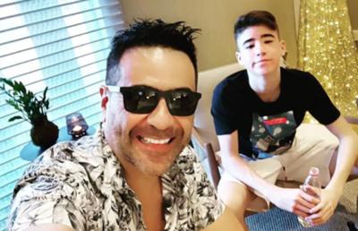 """HOY / Roberto Pérez contiene a su hijo ante ausencia de Cynthia Tarragó: """"Mi prioridad es Paulo"""""""