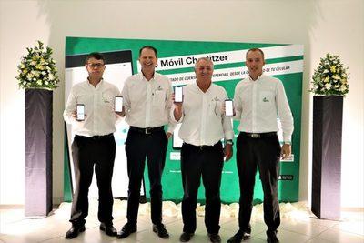 Chortitzer lanza su nueva aplicación móvil para trámites bancarios