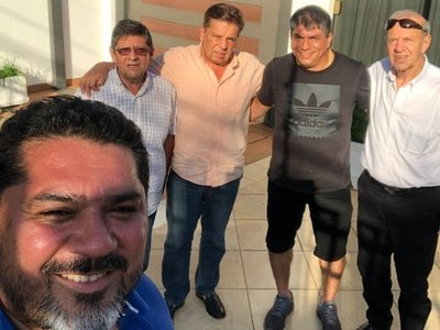 Nacional elige a Roberto Torres
