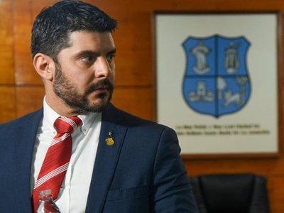 Nenecho Rodríguez es el nuevo intendente de Asunción