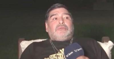 Maradona he'i que hay uno mejor que él