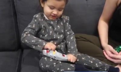 Quisieron darle el peor regalo de Navidad, pero su reacción fue la más inesperada