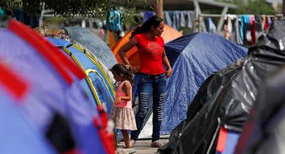 Éxodo migrante centroamericano creció en 2019 a pesar del «muro» mexicano