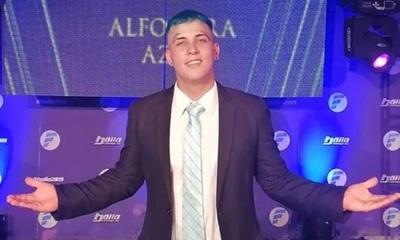 """Diego """"El Monchi"""" se despidió del Baila"""
