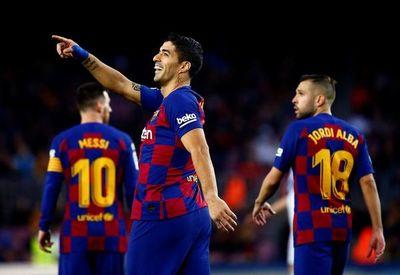 El Barça cierra el año con una goleada
