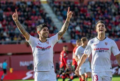 El VAR castiga al Mallorca y da alas al Sevilla