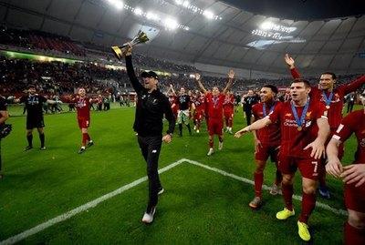 El Liverpool de Inglaterra es el 28º campeón del mundo