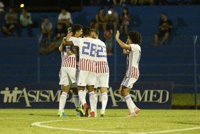 Paraguay se recupera e iguala ante Colombia