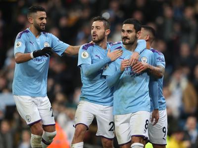 Manchester City se repone y doblega al Leicester