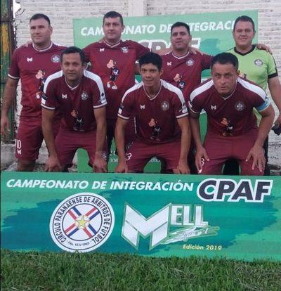 Venezuela quedó con el título en torneo de árbitros