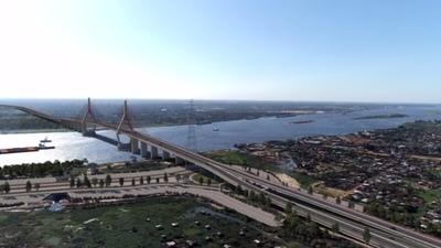 Puente Asunción Chaco'i costará US$ 125 millones