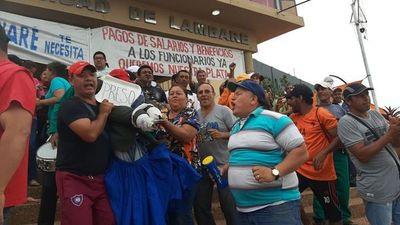 Ejecutivo nombra a Amancio Rivas Fretes como interventor de Municipalidad de Lambaré