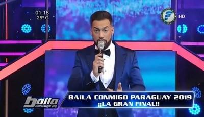 """La inedita final de """"Baila Conmigo Paraguay"""""""