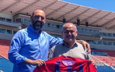 HOY / Chiqui comienza un nuevo ciclo en Cerro Porteño