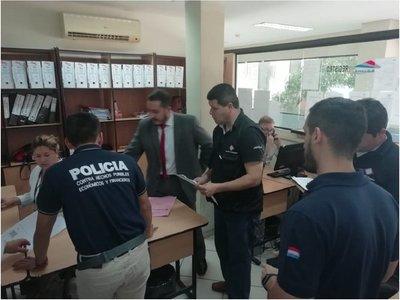 Allanan Dirección de Aduanas de MRA por supuesto contrabando