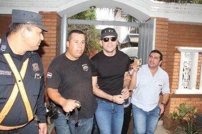 """""""CUCHO"""" CABAÑAS PASARÁ LAS FIESTAS EN TACUMBÚ"""