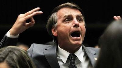 Así estalló Bolsonaro ante la pregunta sobre corrupción de un periodista