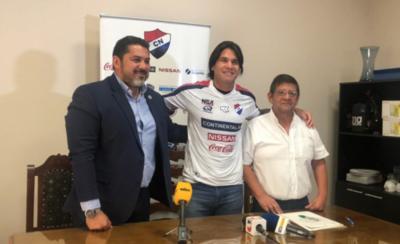 HOY / Garantía de gol: Guillermo Beltrán vuelve a Nacional