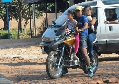 Alto Paraná: Bebé mueres tras caer de la moto