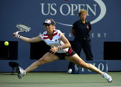 La belga Kim Clijsters elige México para regresar